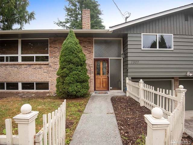 7327 Highland Dr, Everett, WA 98203 (#1638548) :: Better Properties Lacey