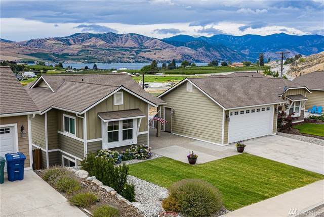 119 Madisen, Chelan, WA 98816 (#1638555) :: The Original Penny Team