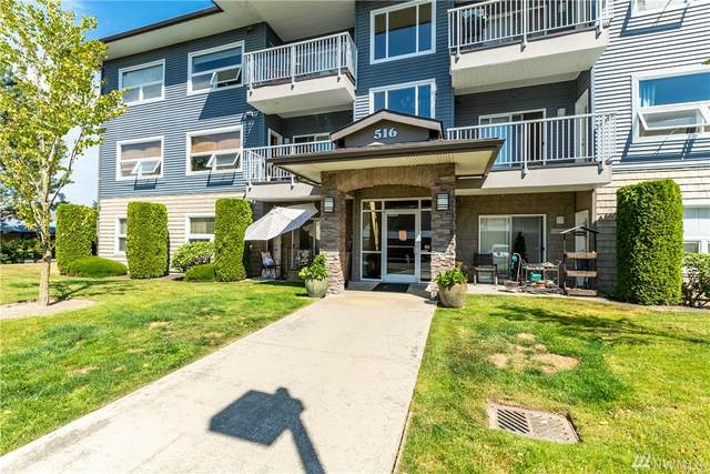 516 Darby Dr #102, Bellingham, WA 98226 (#1638601) :: Hauer Home Team