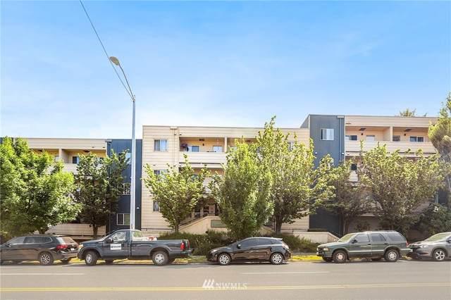 4800 Fauntleroy Way SW #102, Seattle, WA 98116 (#1638637) :: Mike & Sandi Nelson Real Estate