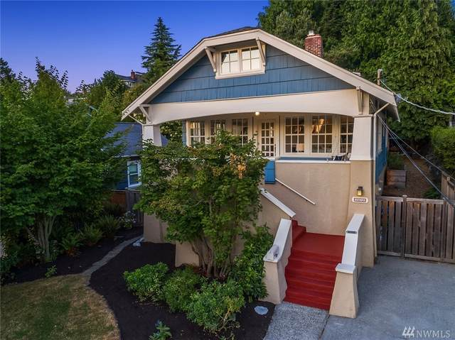 3412 60th Ave SW, Seattle, WA 98116 (#1638643) :: Better Properties Lacey