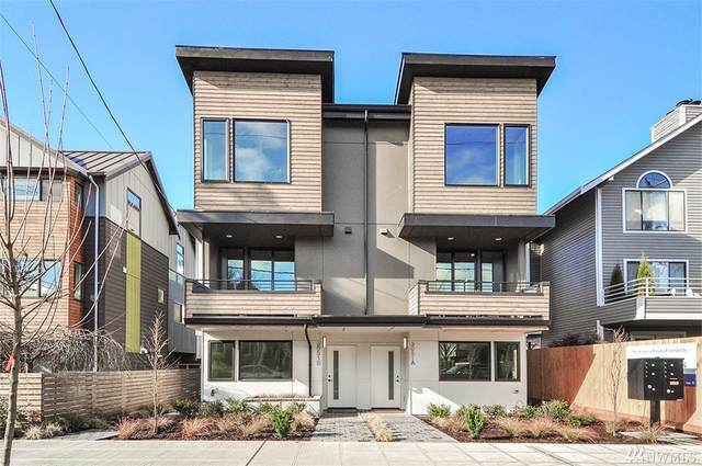 3051 60th Ave SW A, Seattle, WA 98116 (#1638731) :: Better Properties Lacey