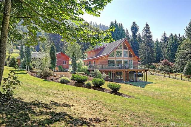 16335 Tiger Mountain Road SE, Issaquah, WA 98027 (#1638734) :: Pacific Partners @ Greene Realty