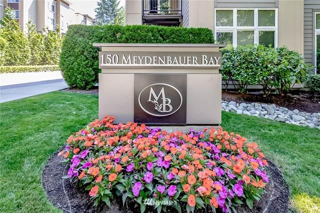 150 102nd Avenue SE #301, Bellevue, WA 98004 (#1638793) :: Ben Kinney Real Estate Team