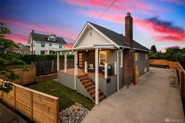 8402 Renton Ave S, Seattle, WA 98118 (#1638810) :: Ben Kinney Real Estate Team