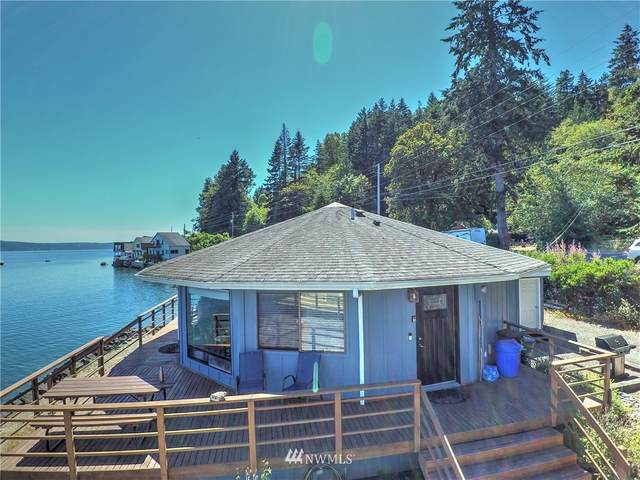 23900 N Us Hwy 101, Hoodsport, WA 98548 (#1638822) :: NextHome South Sound