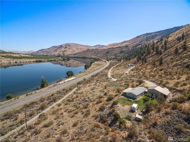 23 Red Tail Dr, Orondo, WA 98843 (MLS #1638902) :: Nick McLean Real Estate Group