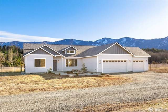 595 Three Lakes Road, Cle Elum, WA 98922 (#1638957) :: Becky Barrick & Associates, Keller Williams Realty
