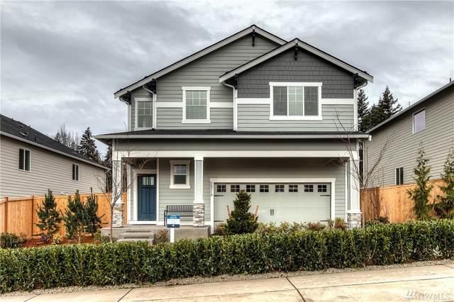 20438 SE 256 (Lot 171) St, Covington, WA 98042 (#1639000) :: Better Properties Lacey