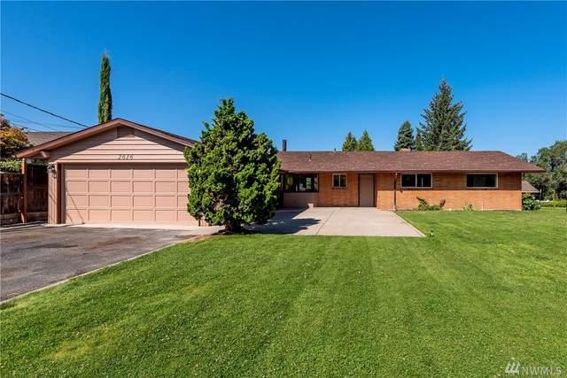 2616 NW Cascade Ave, East Wenatchee, WA 98802 (#1639007) :: Better Properties Lacey