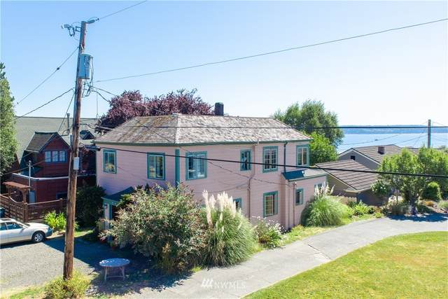 717 Franklin, Port Townsend, WA 98368 (#1639019) :: Pickett Street Properties