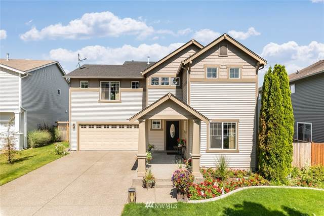 1375 Foreman Road, Dupont, WA 98327 (#1639051) :: Mike & Sandi Nelson Real Estate