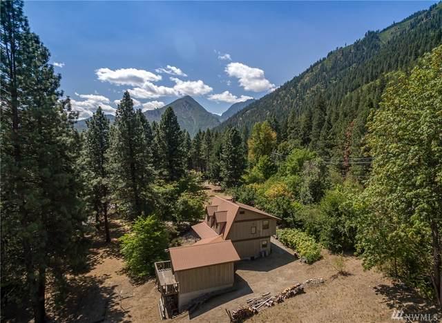 12782 Wilson St, Leavenworth, WA 98826 (MLS #1639114) :: Nick McLean Real Estate Group