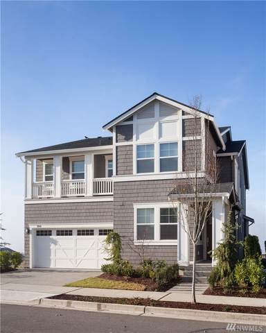 24784 SE 21st (Homesite 20) Place, Sammamish, WA 98075 (#1639251) :: Real Estate Solutions Group