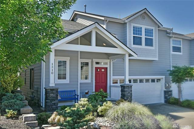 1310 NE Watland St, Poulsbo, WA 98370 (#1639276) :: Better Properties Lacey