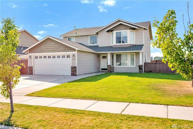 310 N Shrike Street, Moses Lake, WA 98837 (MLS #1639358) :: Nick McLean Real Estate Group
