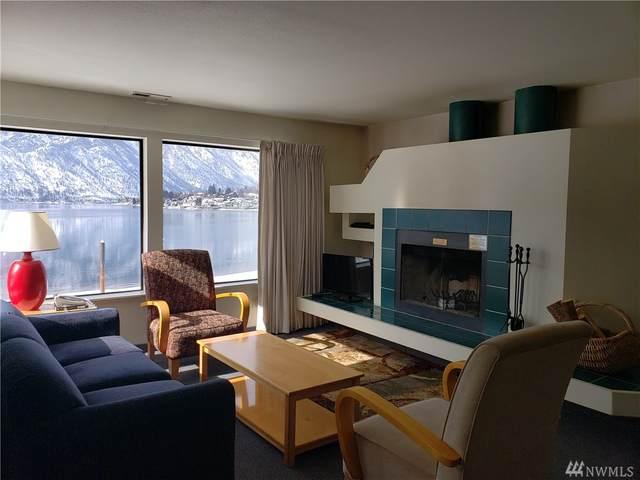 1 Lakeside 717-C, Manson, WA 98831 (MLS #1639406) :: Nick McLean Real Estate Group
