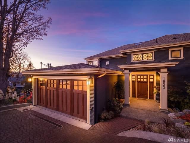 1822 12th Ave W, Seattle, WA 98119 (#1639419) :: Alchemy Real Estate
