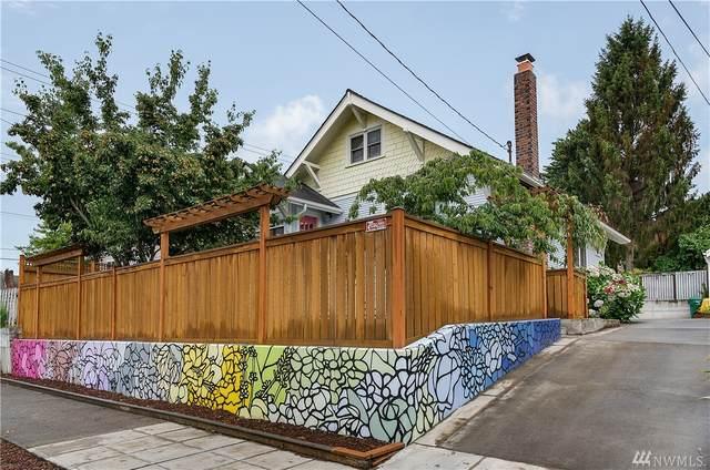862-NW 65th, Seattle, WA 98117 (#1639493) :: Engel & Völkers Federal Way
