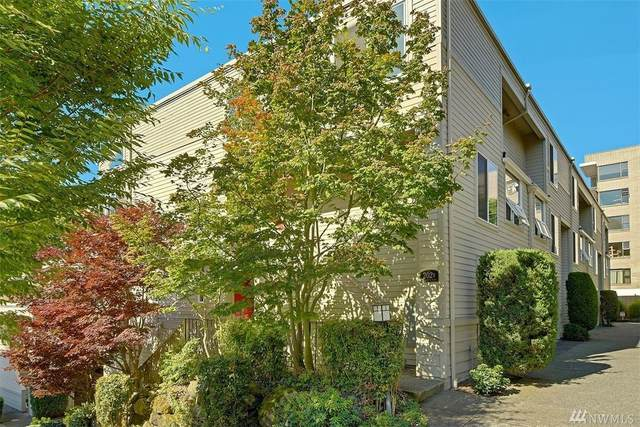 202 W Olympic Place #401, Seattle, WA 98119 (#1639512) :: The Original Penny Team