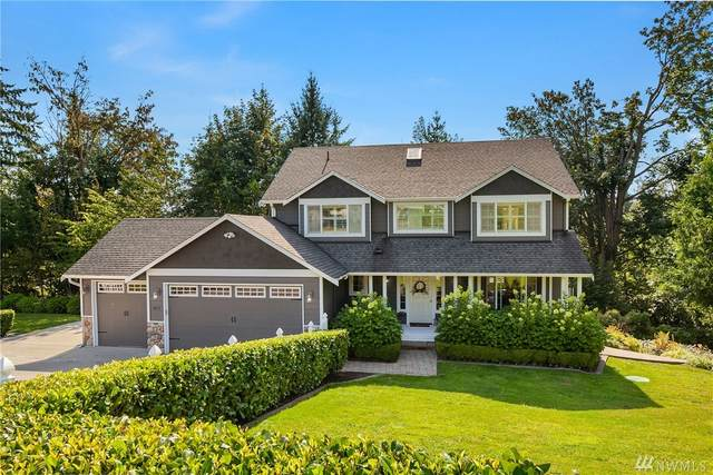 6812 69th Ave SE, Snohomish, WA 98290 (#1639529) :: Real Estate Solutions Group