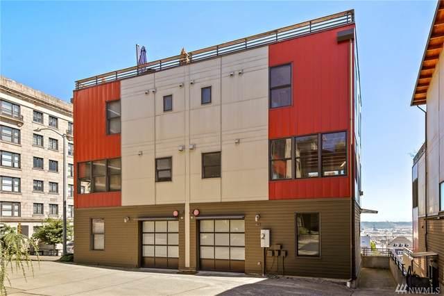 412 6th Ave #23, Tacoma, WA 98402 (#1639534) :: Better Properties Lacey