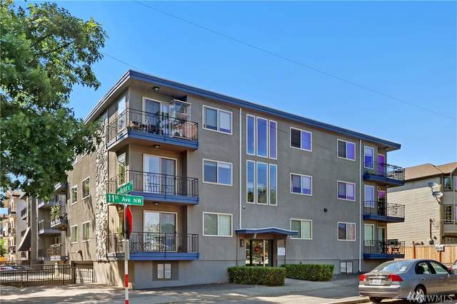 5501 11th Ave NW #201, Seattle, WA 98107 (#1639562) :: The Kendra Todd Group at Keller Williams