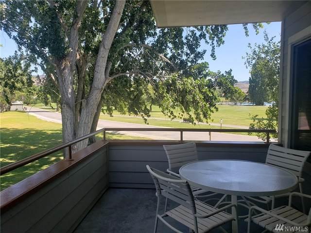 1 Beach 557-M, Manson, WA 98831 (#1639630) :: M4 Real Estate Group