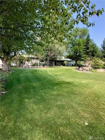 1 George Rd, Omak, WA 98841 (#1639700) :: Better Properties Lacey