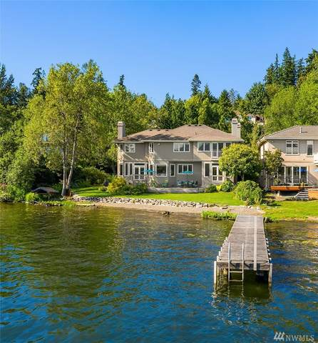 4293 E Lake Sammamish Shore Lane SE, Sammamish, WA 98075 (#1639724) :: Real Estate Solutions Group