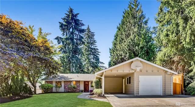 12635 SE 29th St, Bellevue, WA 98005 (#1639749) :: Ben Kinney Real Estate Team