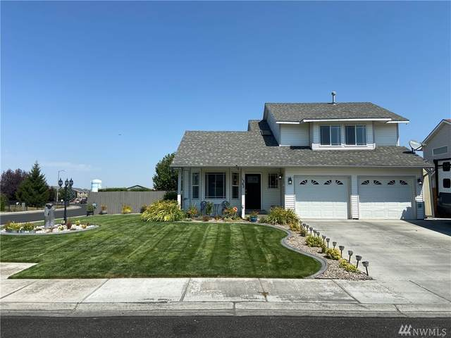 1342 Yost Circle NE, Moses Lake, WA 98837 (#1639784) :: Better Properties Lacey