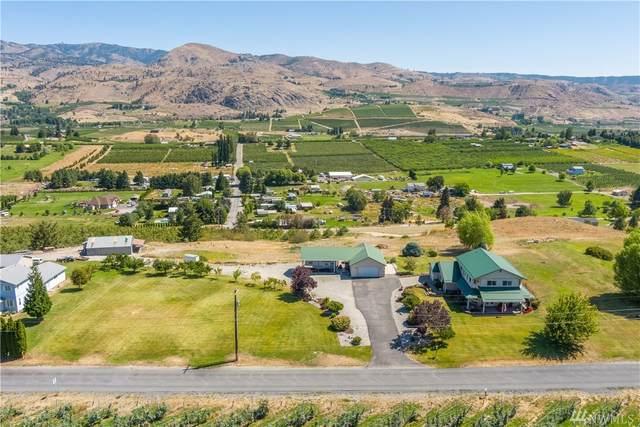1460 Summit Blvd, Manson, WA 98831 (MLS #1639830) :: Nick McLean Real Estate Group