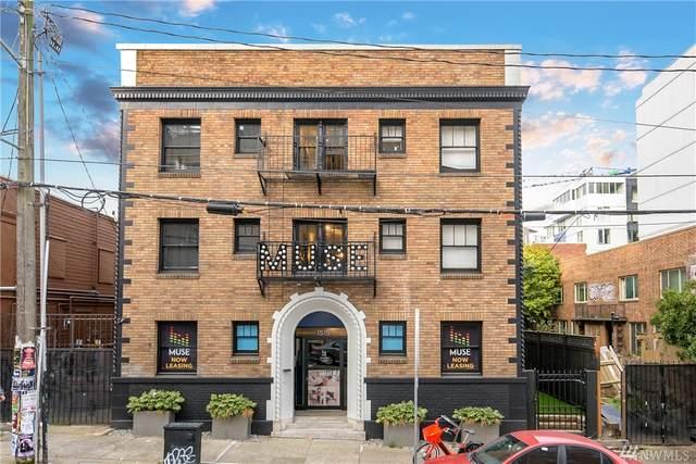 1515 Bellevue Ave, Seattle, WA 98122 (#1639916) :: Ben Kinney Real Estate Team