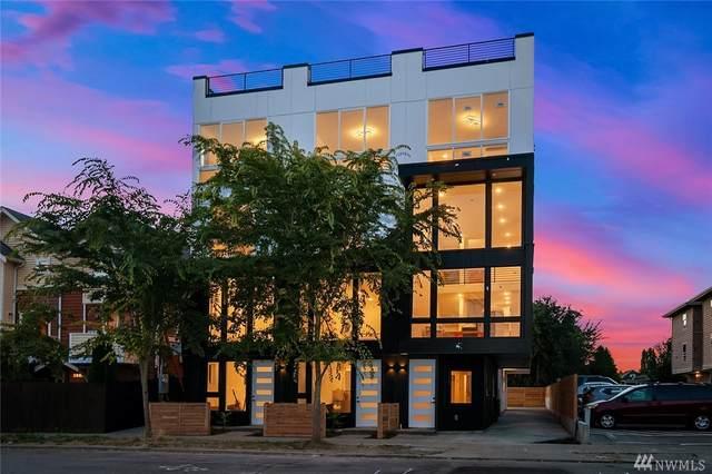 2606 E Yesler Wy, Seattle, WA 98122 (#1639953) :: Ben Kinney Real Estate Team