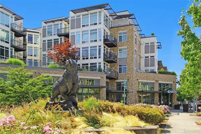 211 Kirkland Ave #419, Kirkland, WA 98056 (#1639986) :: Lucas Pinto Real Estate Group
