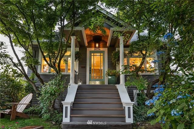 3434 NW 65th Street, Seattle, WA 98117 (#1640067) :: Pacific Partners @ Greene Realty