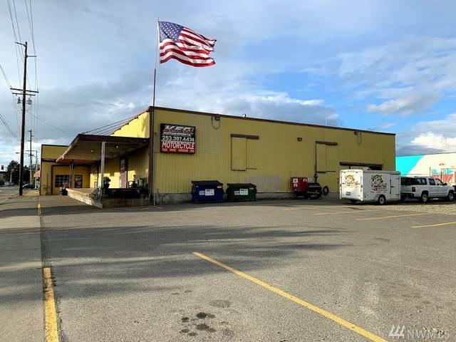 232 C St NW, Auburn, WA 98001 (#1640163) :: Keller Williams Realty