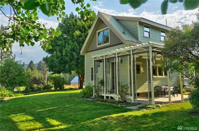 521 Burgar St, Twisp, WA 98856 (#1640186) :: Better Properties Lacey