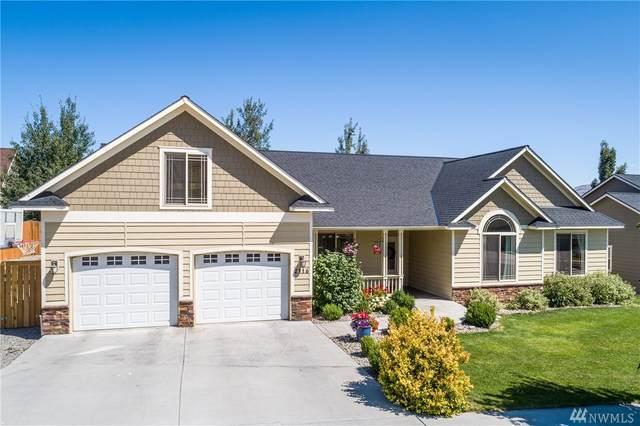 2116 Yarrow Rd, Wenatchee, WA 98801 (#1640211) :: Better Properties Lacey