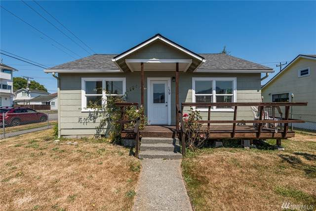 139 W 3rd St, Port Angeles, WA 98362 (#1640230) :: Better Properties Lacey
