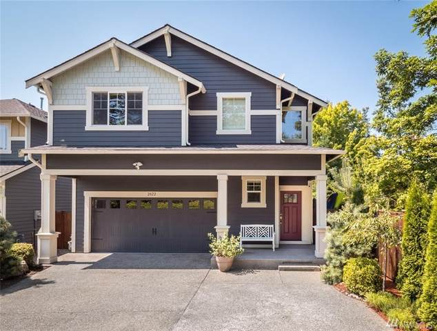 2822 S 376Th Place, Federal Way, WA 98003 (#1640277) :: The Original Penny Team