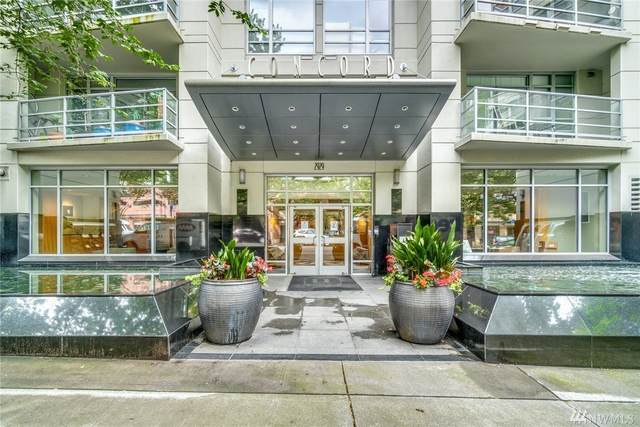 2929 1st Ave #1117, Seattle, WA 98121 (MLS #1640317) :: Brantley Christianson Real Estate