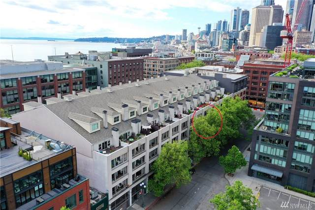 526 1st Ave S #401, Seattle, WA 98104 (#1640394) :: M4 Real Estate Group