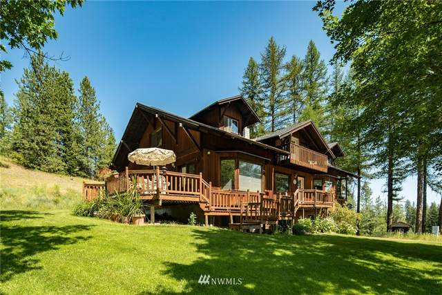 4819 Luther Road, Valley, WA 99181 (#1640431) :: Mike & Sandi Nelson Real Estate