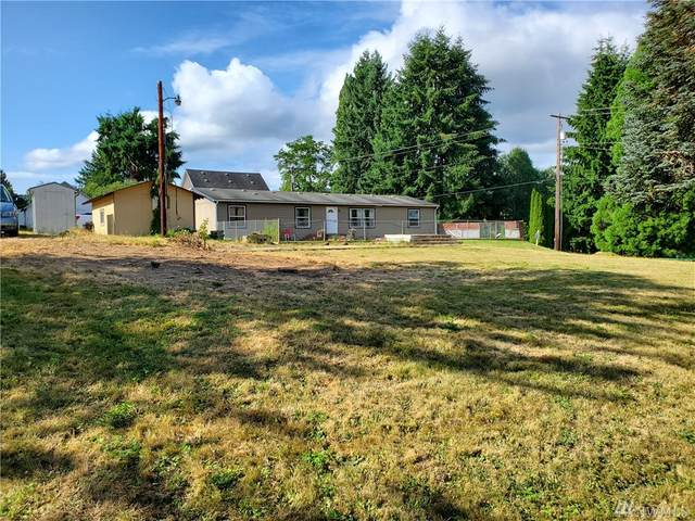 806 D St, Vader, WA 98593 (#1640471) :: Better Properties Lacey