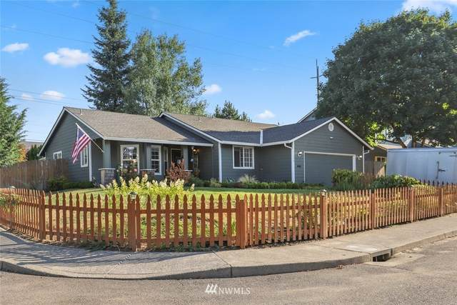 11008 NE 98th Street, Vancouver, WA 98662 (#1640523) :: Better Properties Lacey