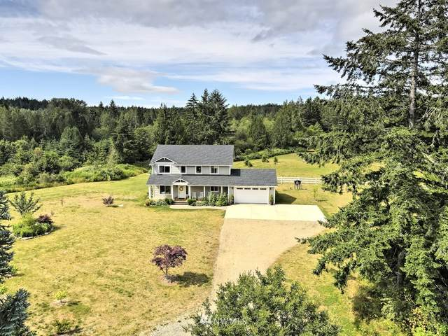 461 N Schoolhouse Hill Road, Hoodsport, WA 98548 (#1640540) :: NextHome South Sound