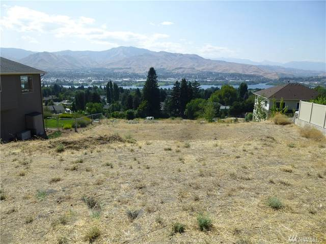 2580 Catalina Ave, East Wenatchee, WA 98802 (#1640617) :: Keller Williams Western Realty