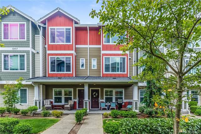 13417 45th Dr SE #5, Mill Creek, WA 98012 (#1640653) :: Real Estate Solutions Group